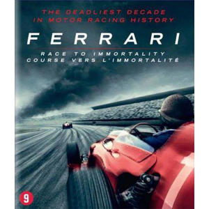 Ferrari - Race to immortality (Blu-ray)