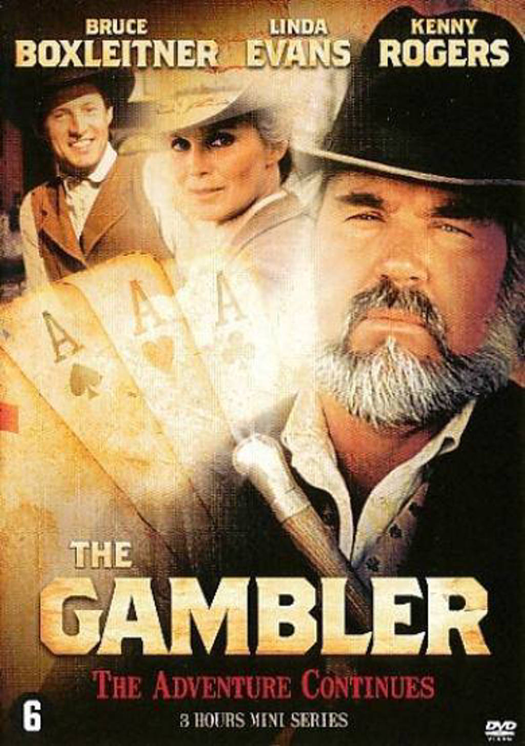 Gambler 2 - The story continues (DVD)