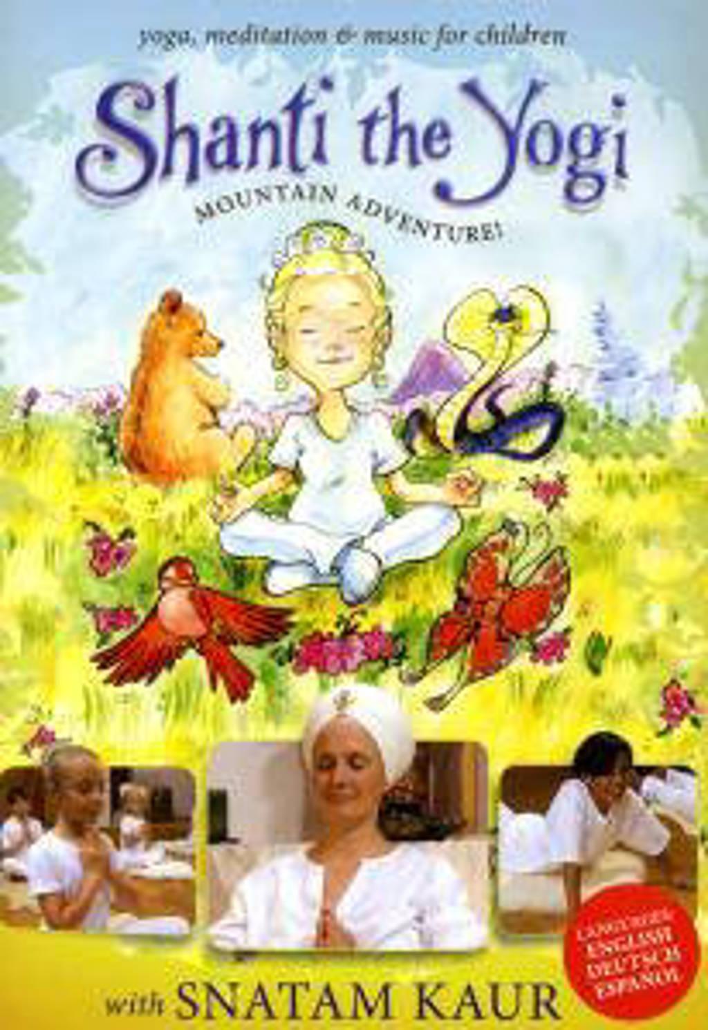Snatam Kaur - Shanti The Yogi (DVD)