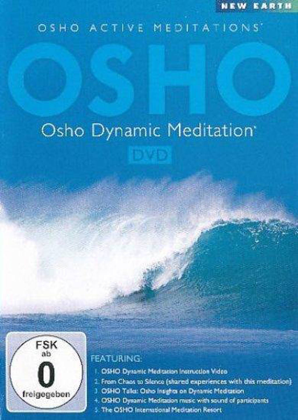Osho - Dynamic Meditations Dvd (DVD)