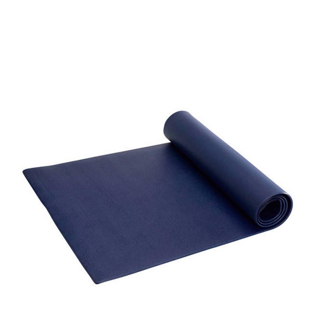 Gaiam Pilates mat, Blauw