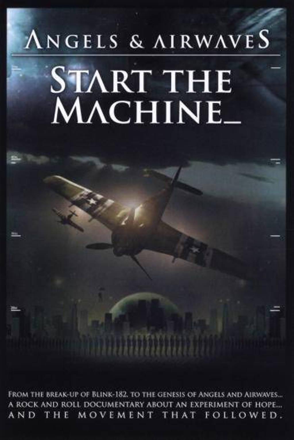 Angels & Airwaves - Start The Machine (DVD)