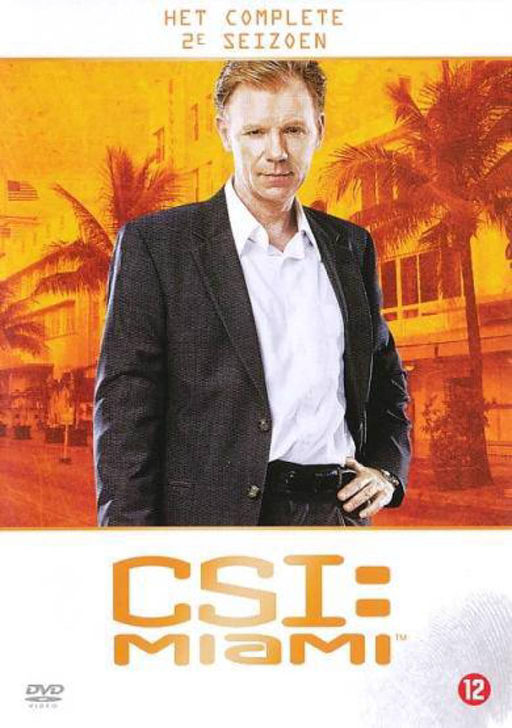 CSI Miami - Seizoen 2 (DVD)