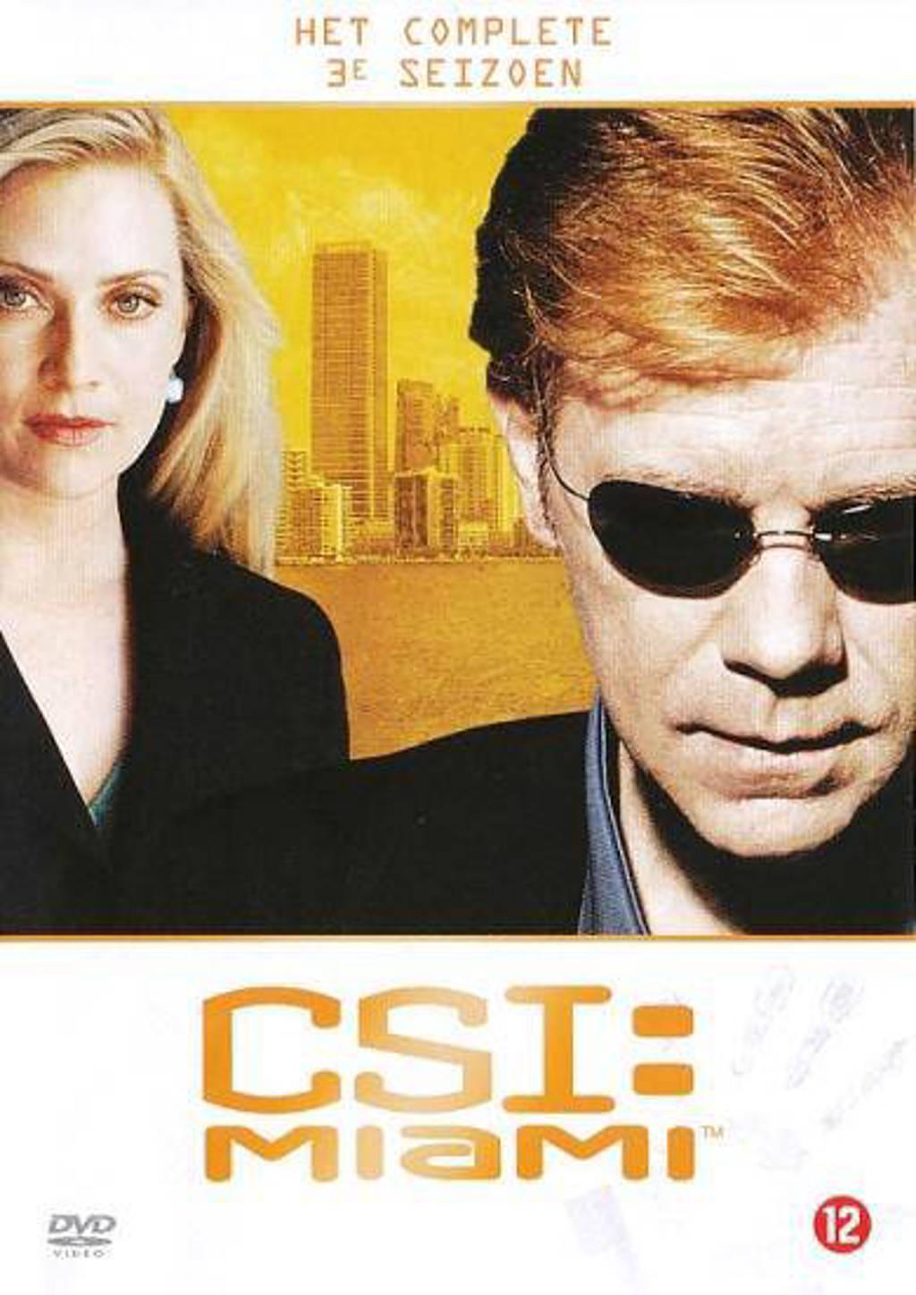 CSI Miami - Seizoen 3 (DVD)
