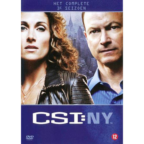 CSI: New York Seizoen 3 (6DVD)