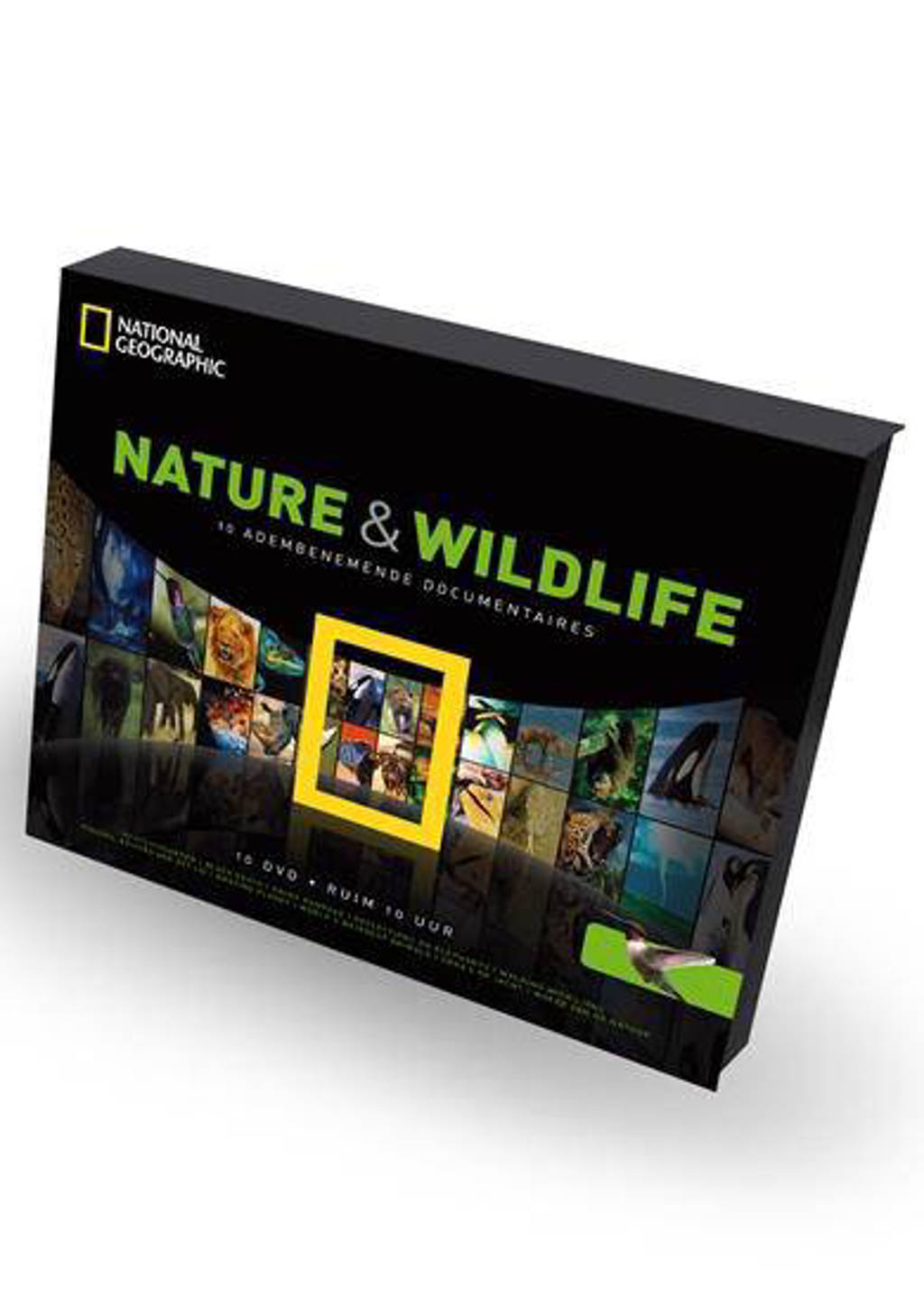 National geographic - The best of nature & wildlife (DVD)