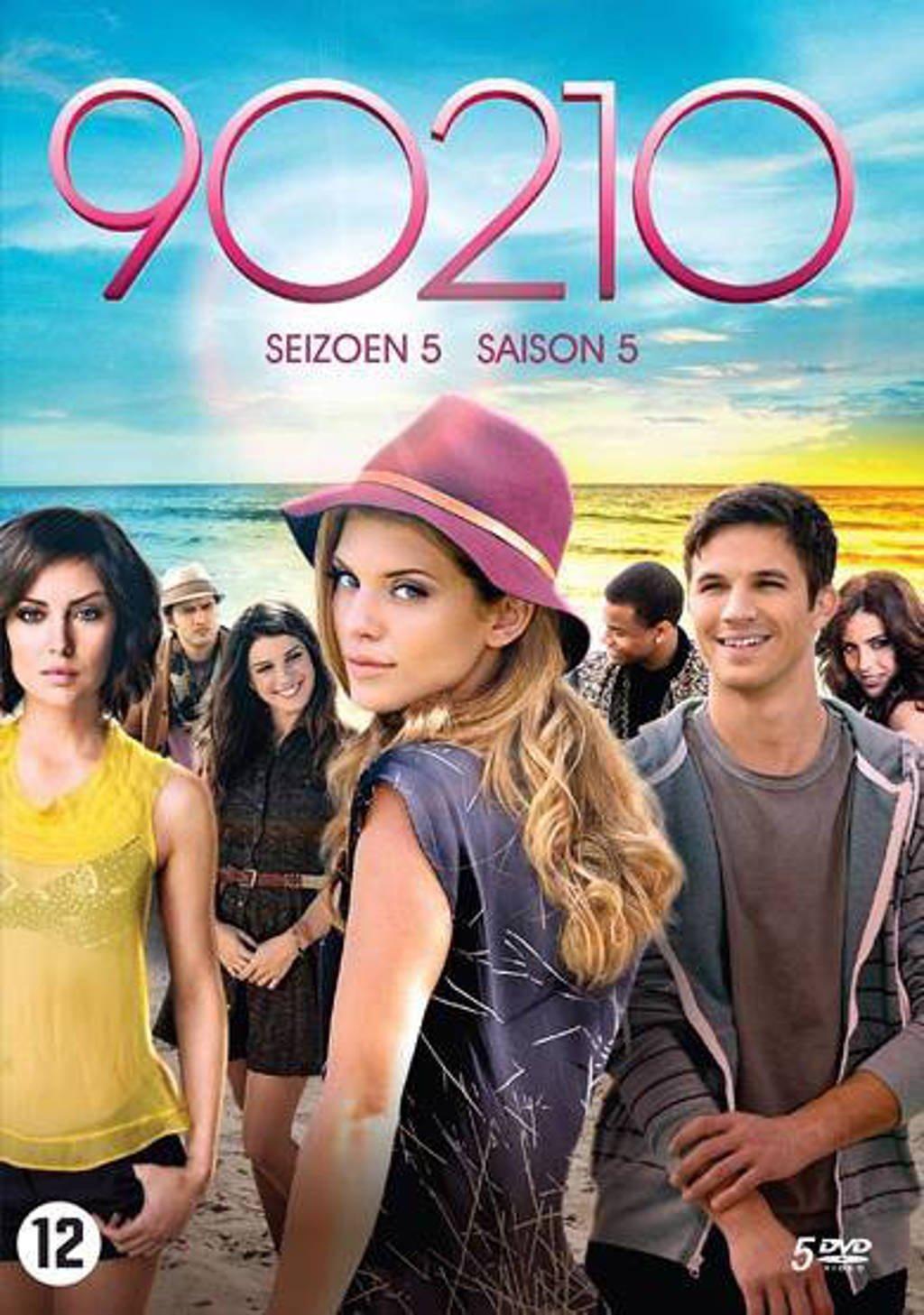 90210 - Seizoen 5 (DVD)