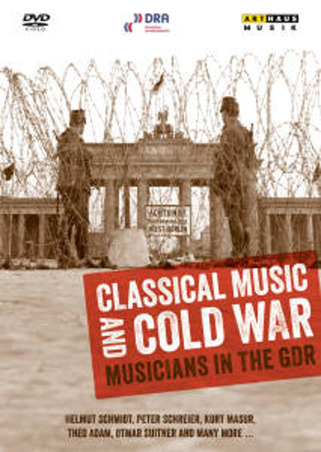 Masur,Felsenstein,Adam - Classical Music And Cold War (DVD)
