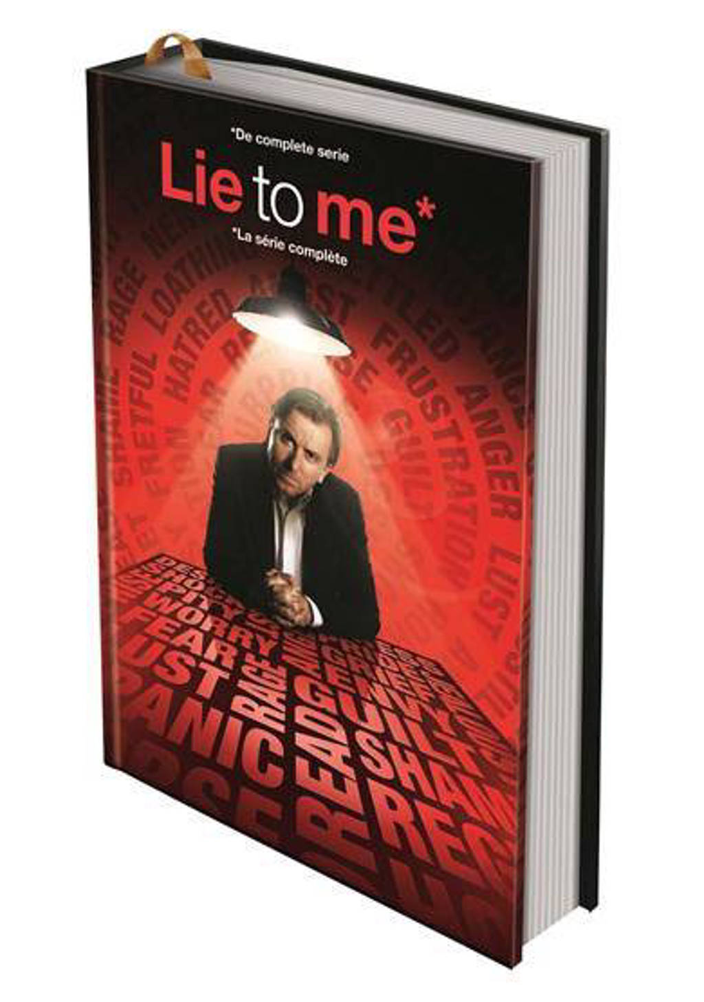 Lie to me - Complete serie (DVD)