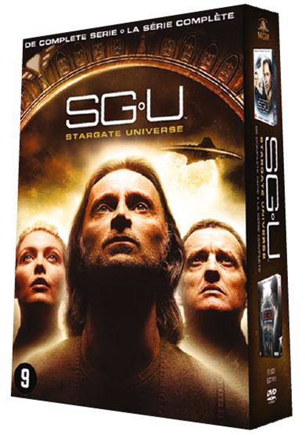 Stargate universe - Complete collection (DVD)