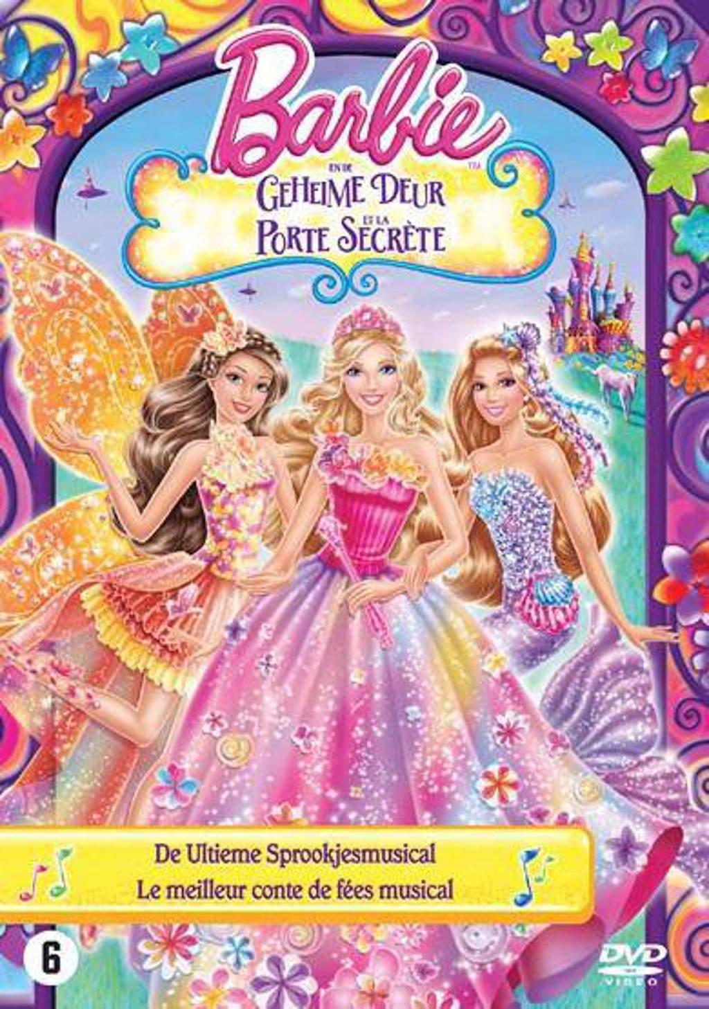 Barbie en de geheime deur (DVD)