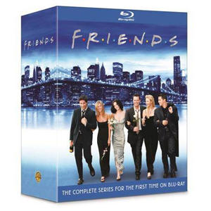 Friends - Complete Collection (Blu-ray)