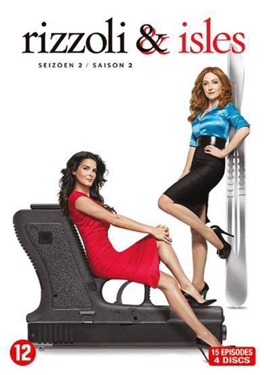 Rizzoli & Isles - Seizoen 2 (DVD)