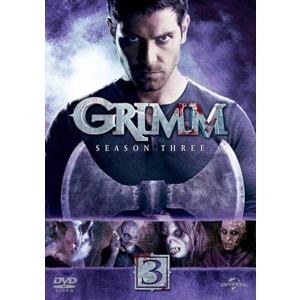 Grimm - Seizoen 3 (DVD)