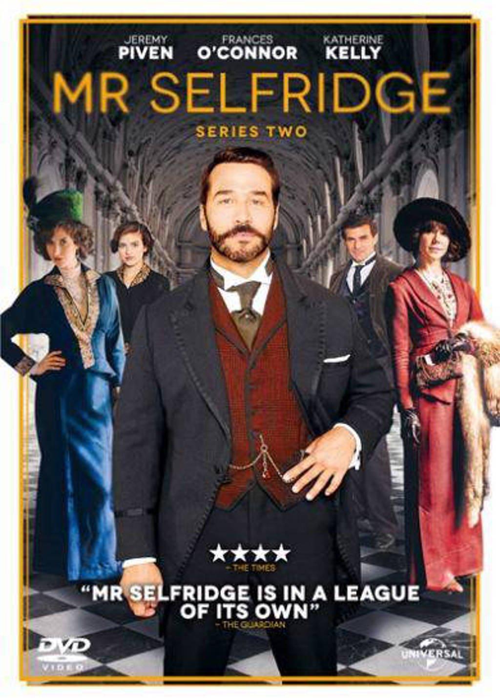 Mr Selfridge - Seizoen 2 (DVD)