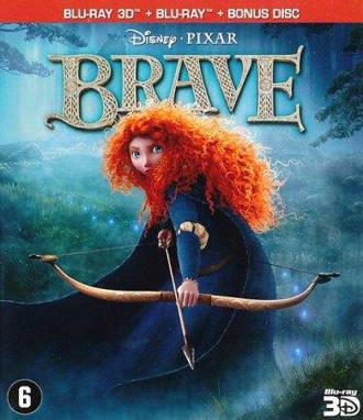 Brave (3D) (Blu-ray)