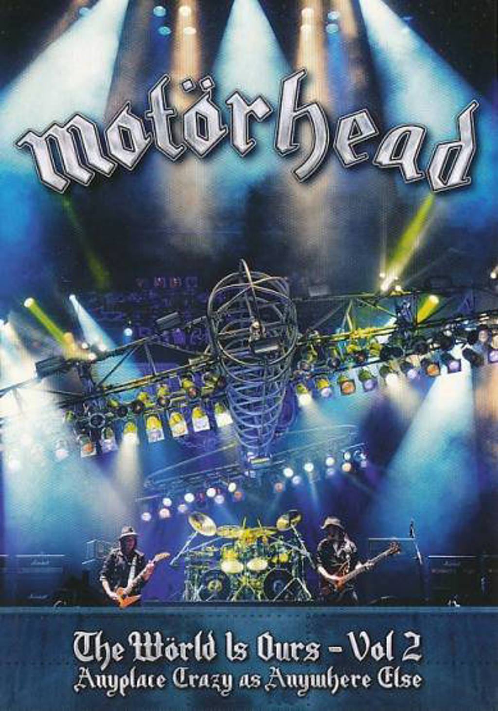 Motorhead - The World Is Ours - Vol 2 - An (DVD)
