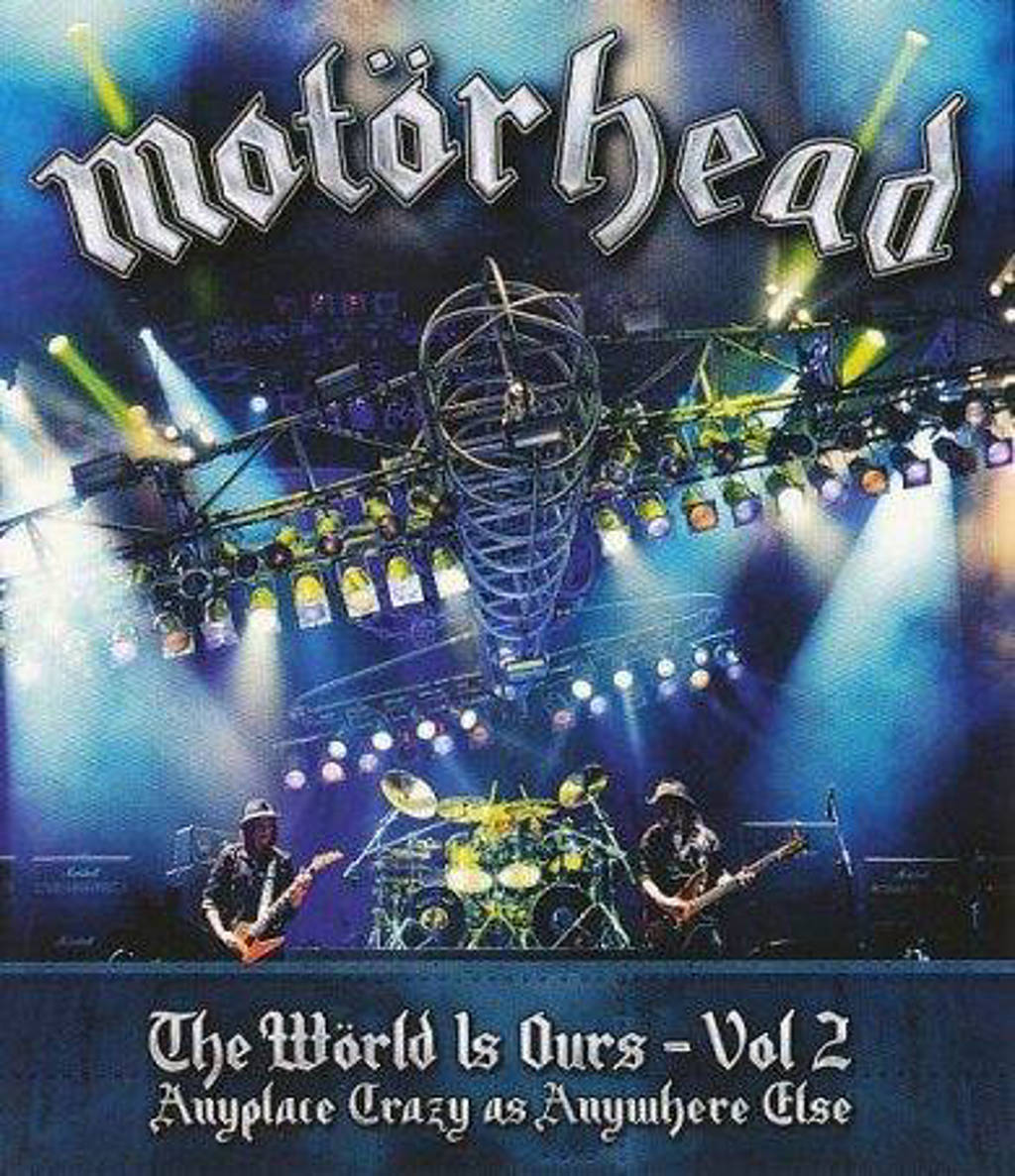 Motorhead - The World Is Ours - Vol 2 - An (Blu-ray)