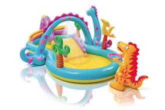 Dinoland speelzwembad