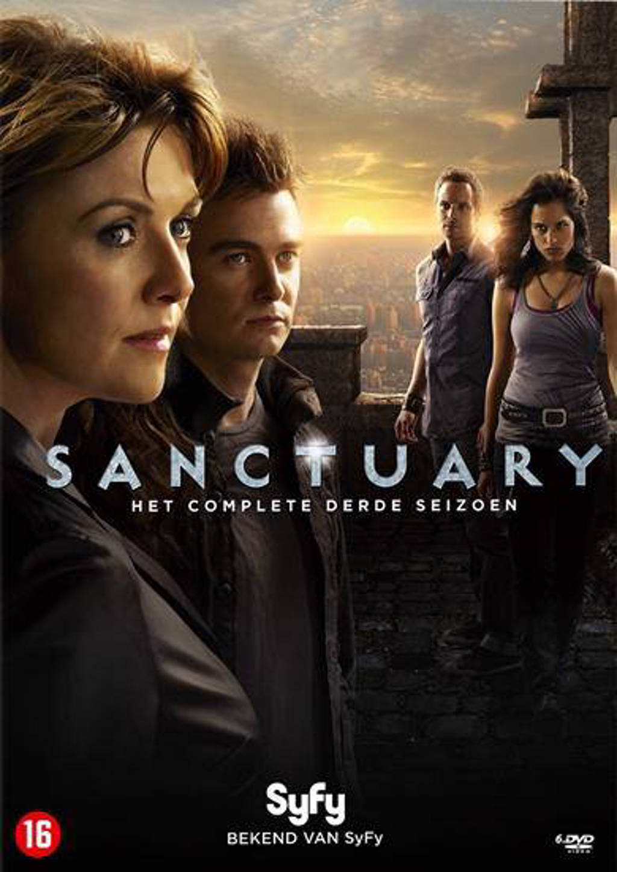 Sanctuary - Seizoen 3 (DVD)