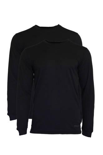 thermo T-shirt (set van 2)