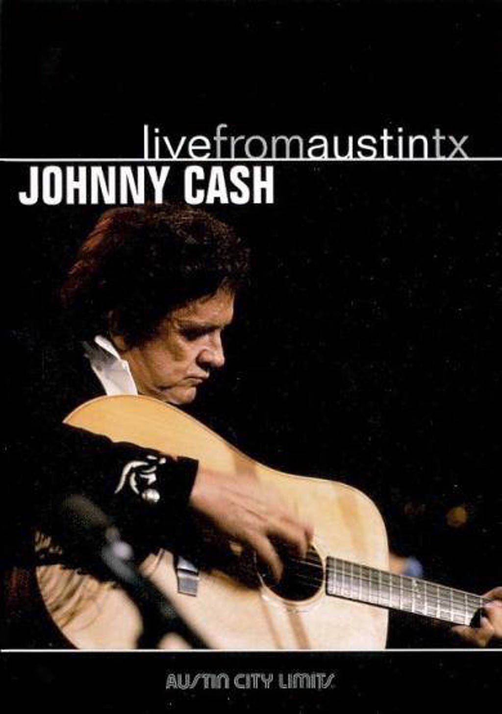 Johnny Cash - Live From Austin Tx (Special E (DVD)