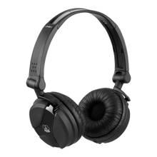 K518 on-ear DJ koptelefoon zwart