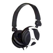 K518 on-ear DJ koptelefoon wit
