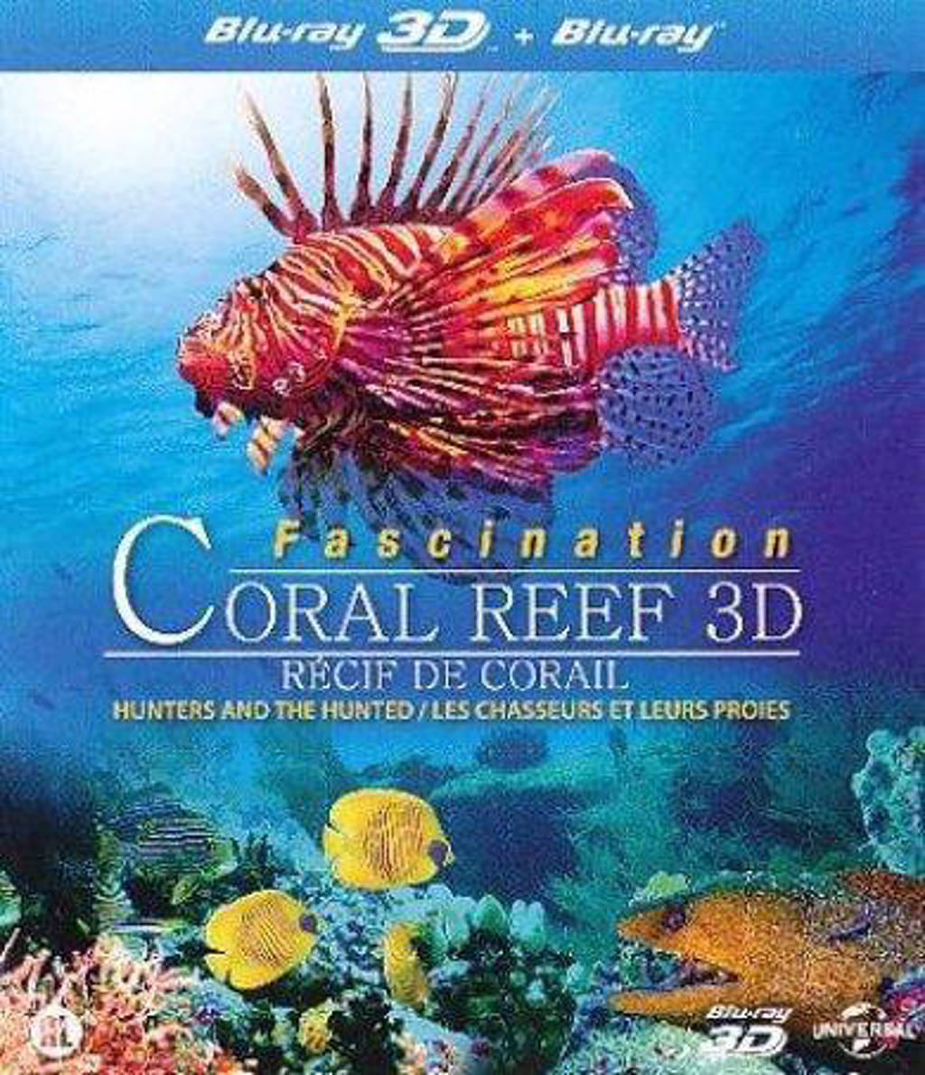Coral reef - Hunters and the hunted (3D) (Blu-ray)