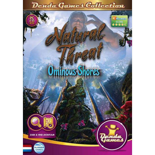 Natural threat - Ominous shores (PC) kopen