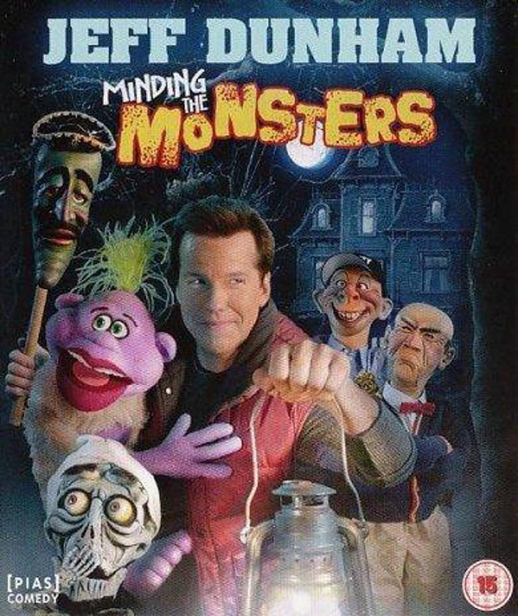 Jeff Dunham - Minding The Monsters (Blu-ray)