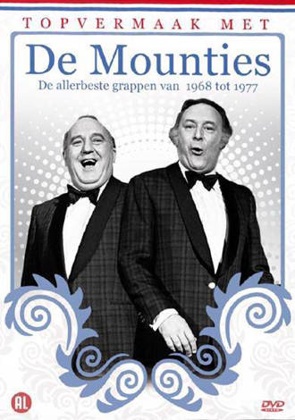 Topvermaak met - De Mounties (DVD)