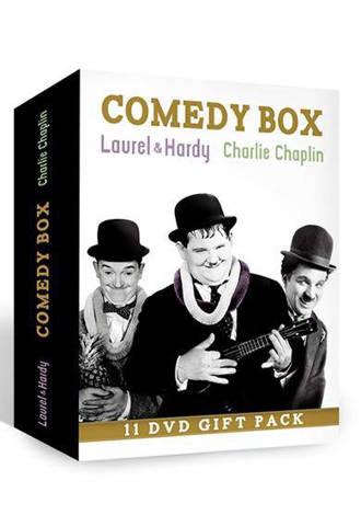 Comedy box (DVD)