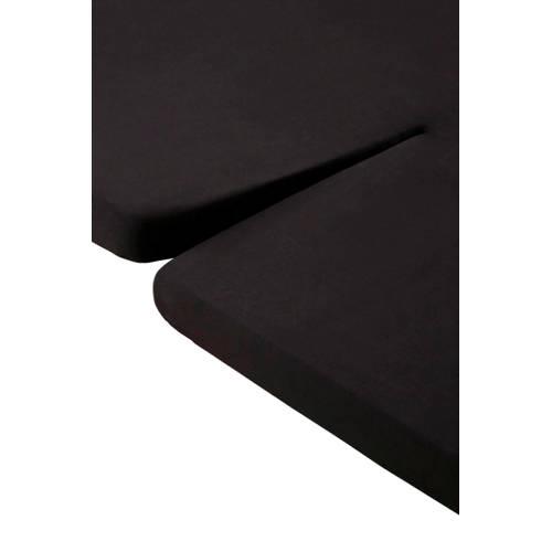 Beddinghouse jersey splithoeslaken topmatras Zwart kopen
