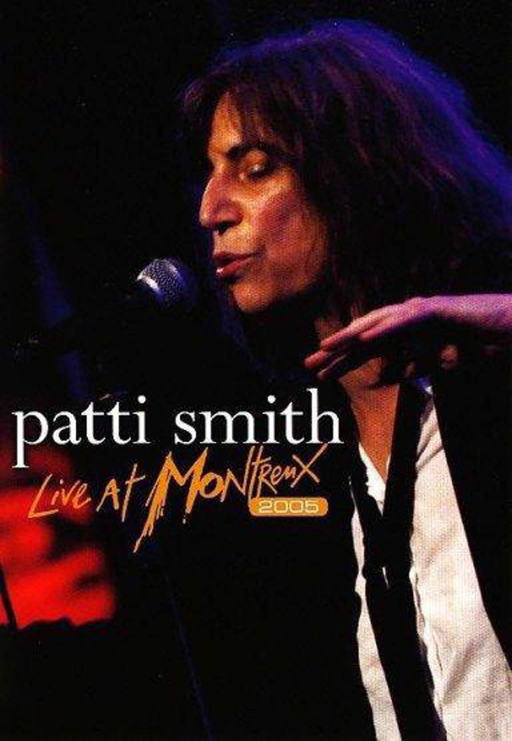 Smith Patti - Live At Montreux 2005 (DVD)