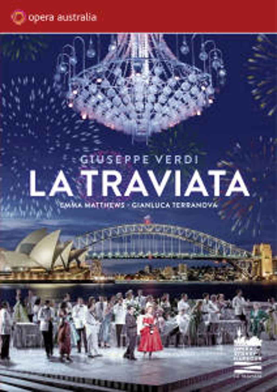 Matthews,Terranova,Summers - La Traviata, Opera Australia, 2012 (DVD)