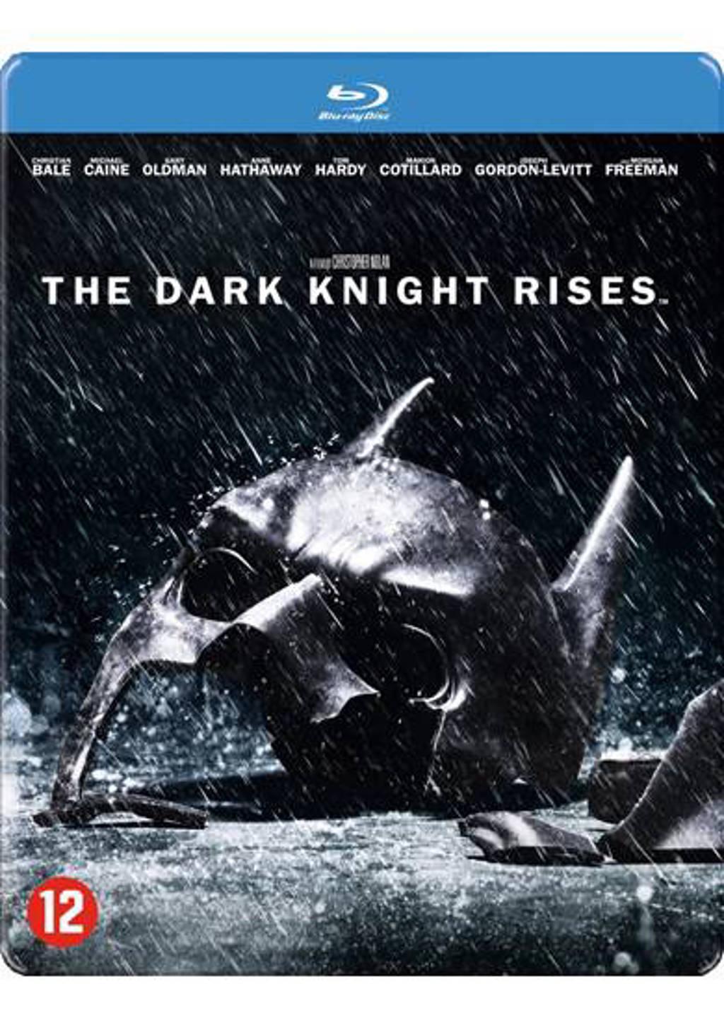 Dark knight rises (Steelbook) (Blu-ray)