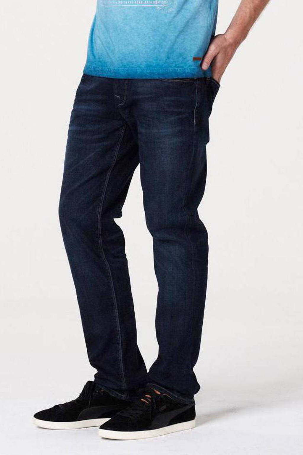 Vanguard tapered fit jeans V7 Rider, Denim blauw