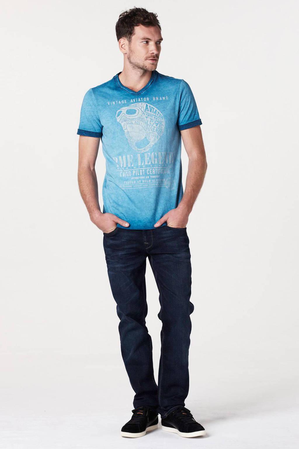 Vanguard tapered fit jeans V7 Rider, Denim blauw