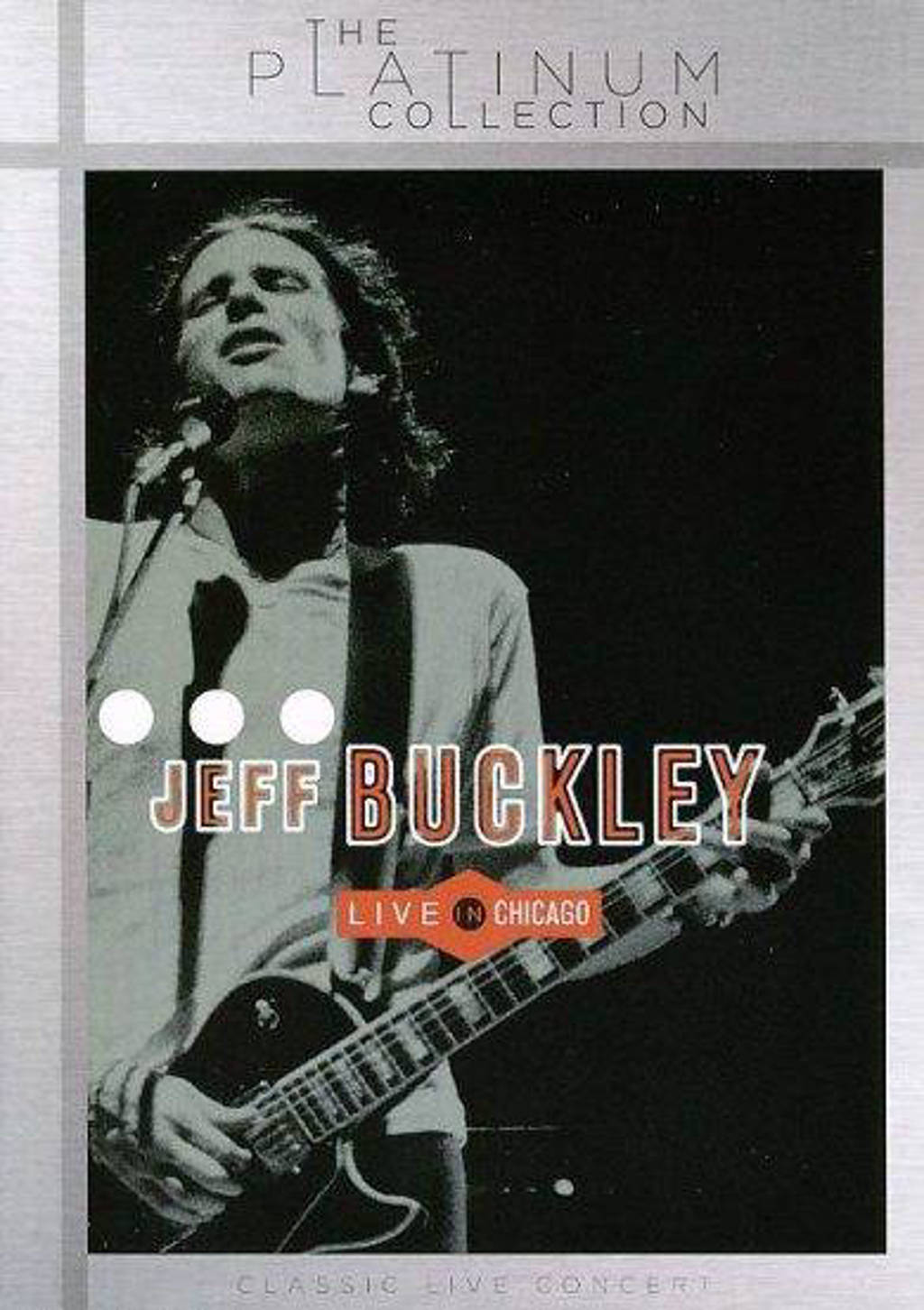 Jeff Buckley - Live In Chicago (DVD)