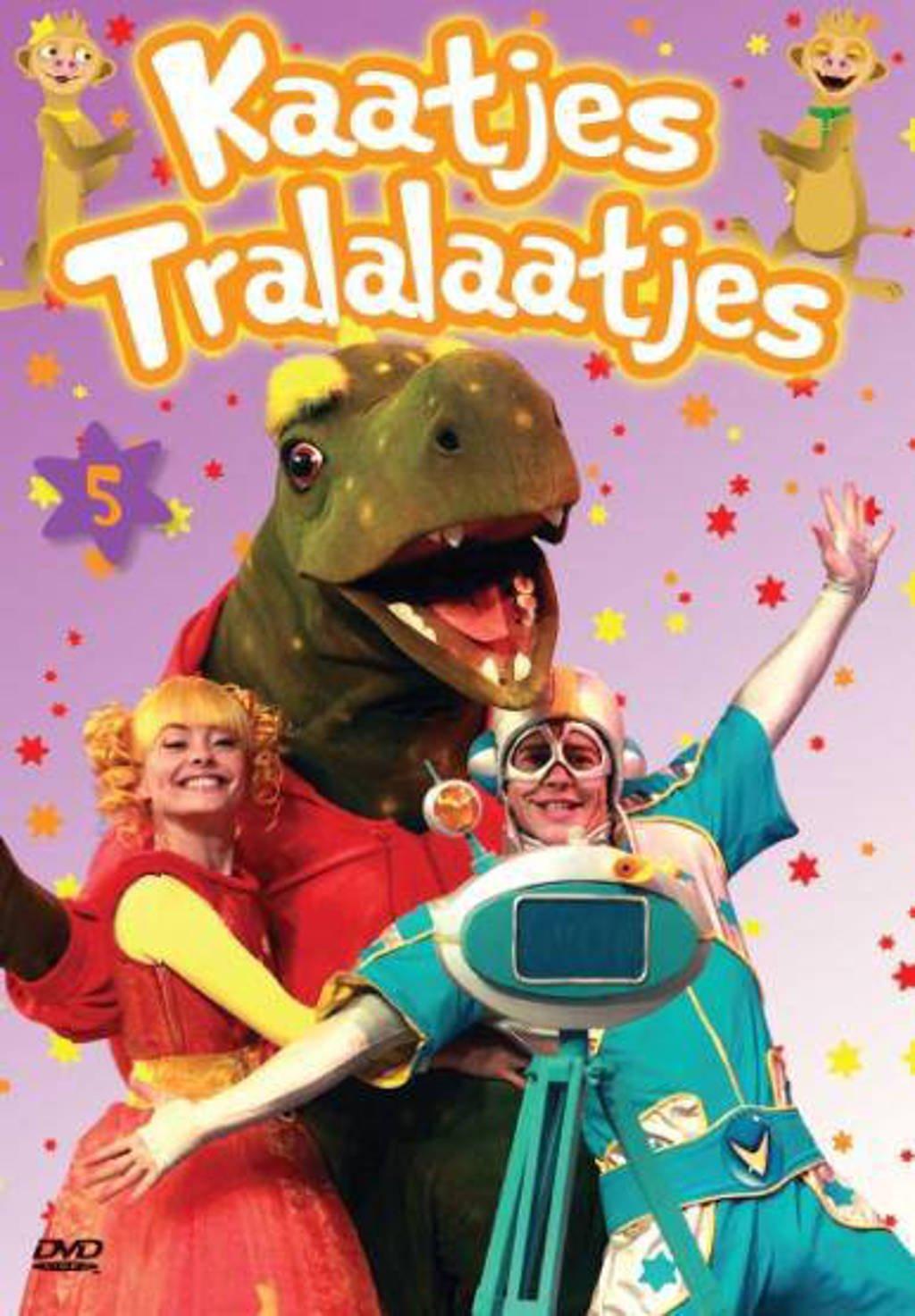 Kaatjes tralalaatjes 5 (DVD)