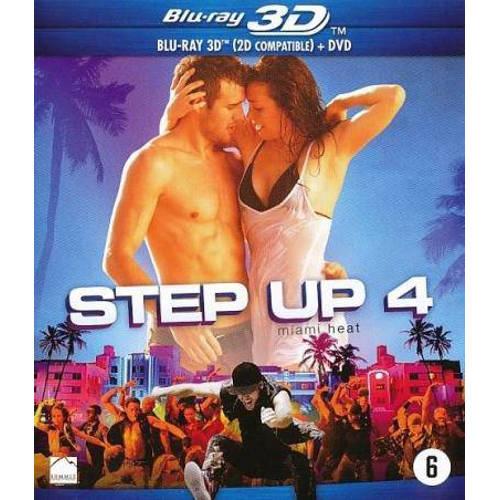 Step Up 4 2D+3D (Blu-ray+DVD)