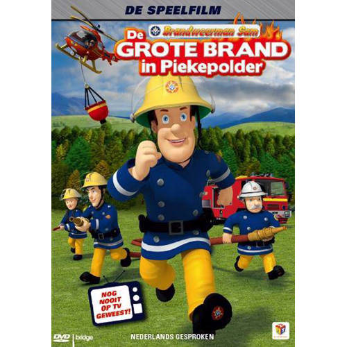 Brandweerman Sam - De grote brand in Piekepolder (DVD) kopen