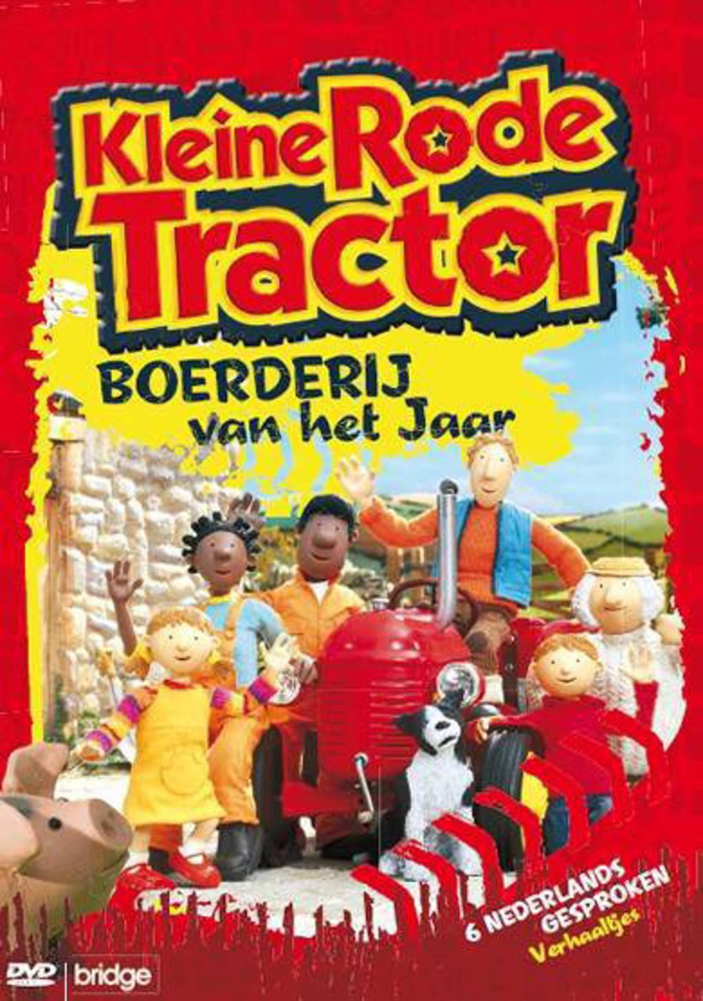 Kleine rode tractor - Boerderij van het jaar (DVD)