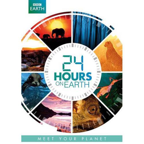 BBC earth - 24 hours on earth (DVD) kopen