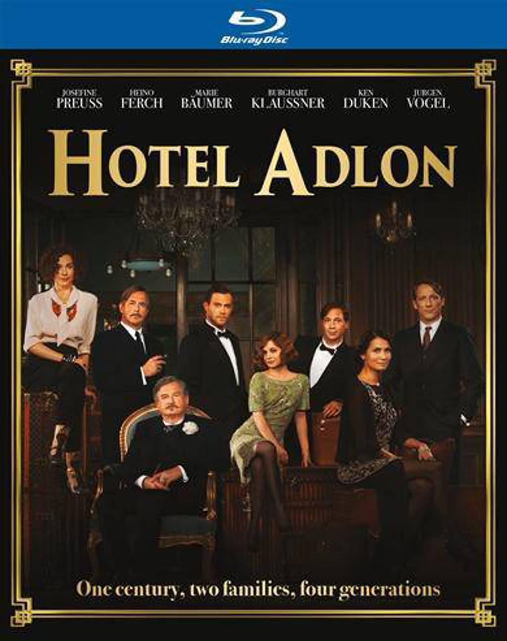 Hotel Adlon (Blu-ray)