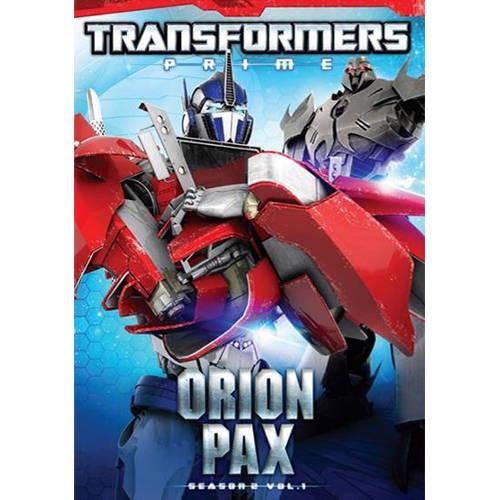 Transformers prime - Orion pax (DVD) kopen