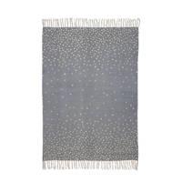 Done by Deer vloerkleed grijs  (120x90 cm), Grijs