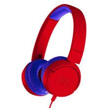 JR300 on-ear kinder hoofdtelefoon rood