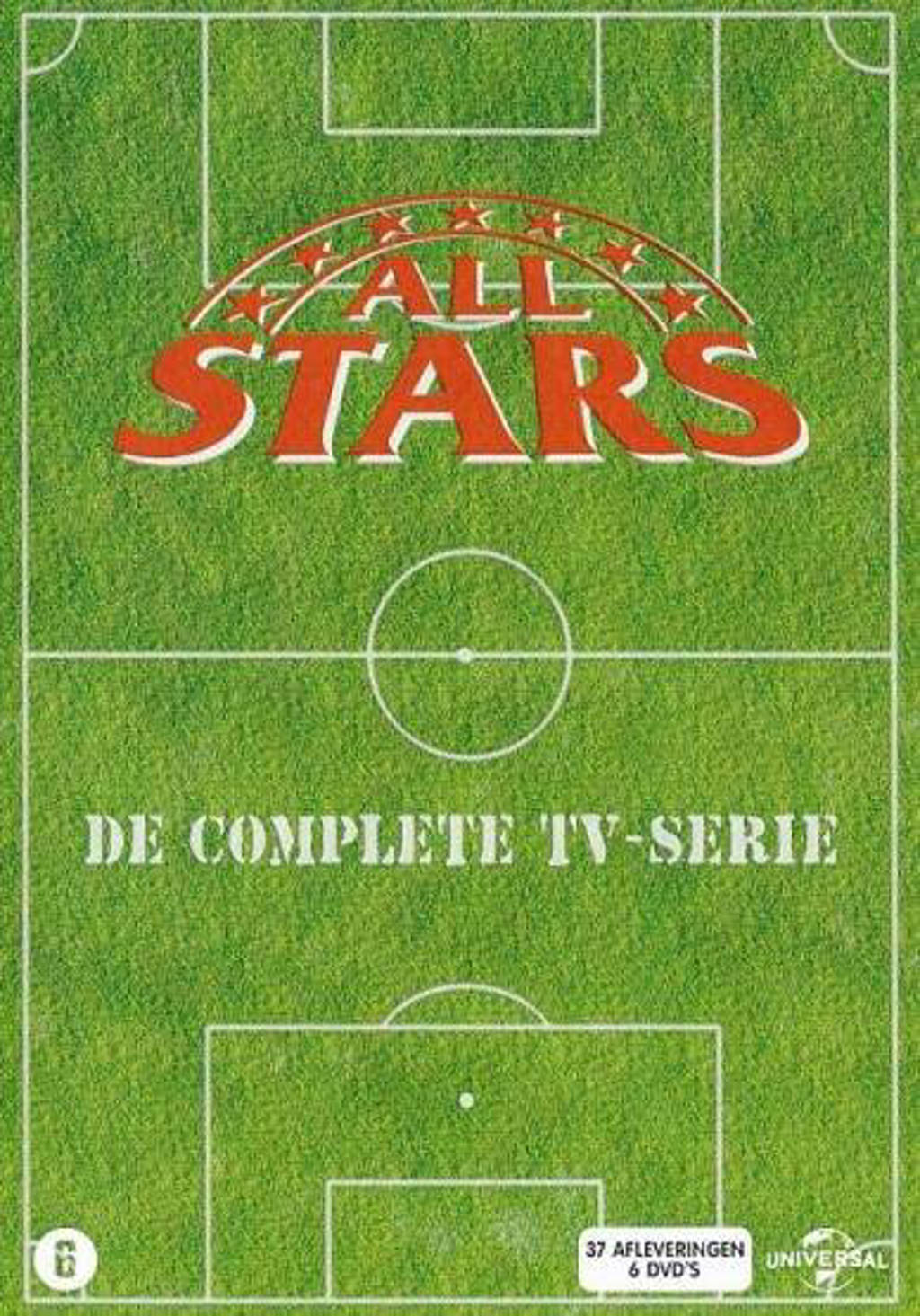 All stars - Complete serie (DVD)